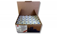 Лейкопластырь Серебряные мостики белого цвета, коробка 100 шт